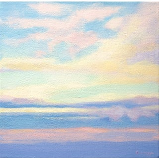 """""""Morning Sky"""" Painting by Anne Carrozza Remick"""