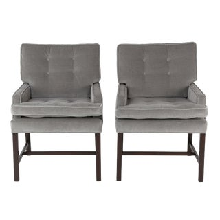 PAIR OF HARVEY PROBBER FOR DIRECTIONAL ARMCHAIRS
