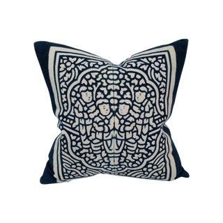Shanghai Batik Tribal Pillow