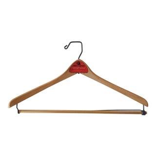 Vintage Wooden Gentleman's Suit Hanger