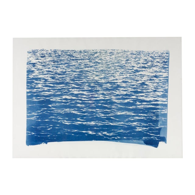 Blue Ocean Waves - Image 1 of 6