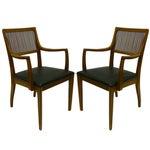 Image of John Van Koert for Drexel Dining Chairs- Set of 8