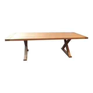 Christian Liaigre Courrier Dining Table