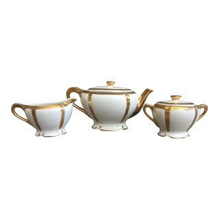 Vintage Kass China Tea Service