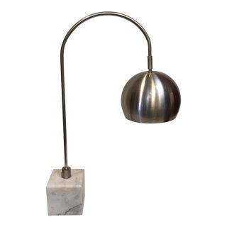 Mid Century Arc Lamp
