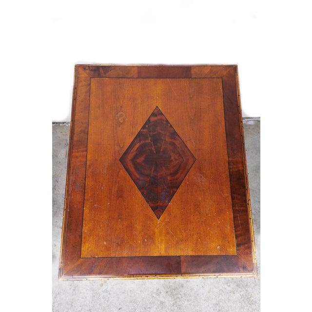 Image of Hekman Vintage Wood Ornate Filing Cabinet