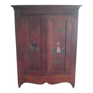 """Antique """"Jam"""" Closet"""