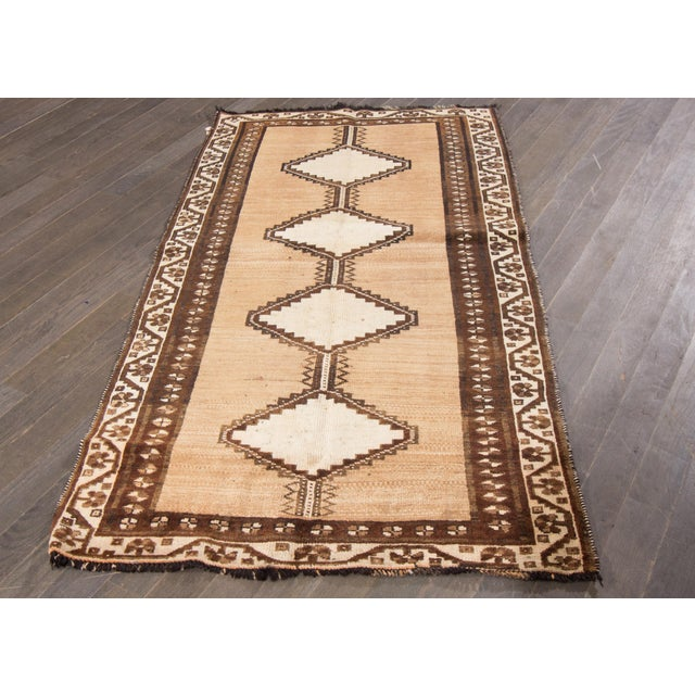 "Apadana Persian Shiraz Rug - 3'4"" X 6'5"" - Image 6 of 6"