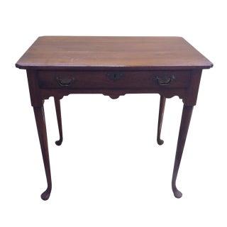 English Southampton Mahogany Table