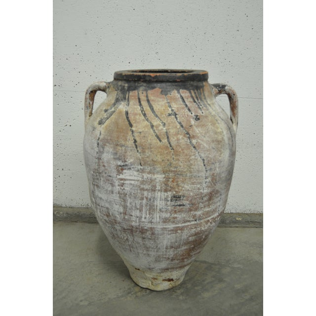 Amphora Greek Antique Pottery - Image 2 of 4