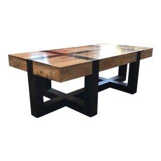 Art Deco Style Coffee Table