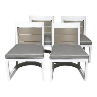 """Sutherland """"Great Lakes"""" Outdoor Dining Chairs - Set of 4"""