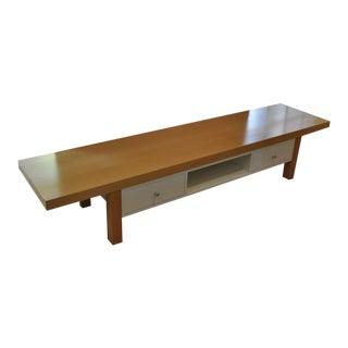 Zanotta Modern Low Side Table