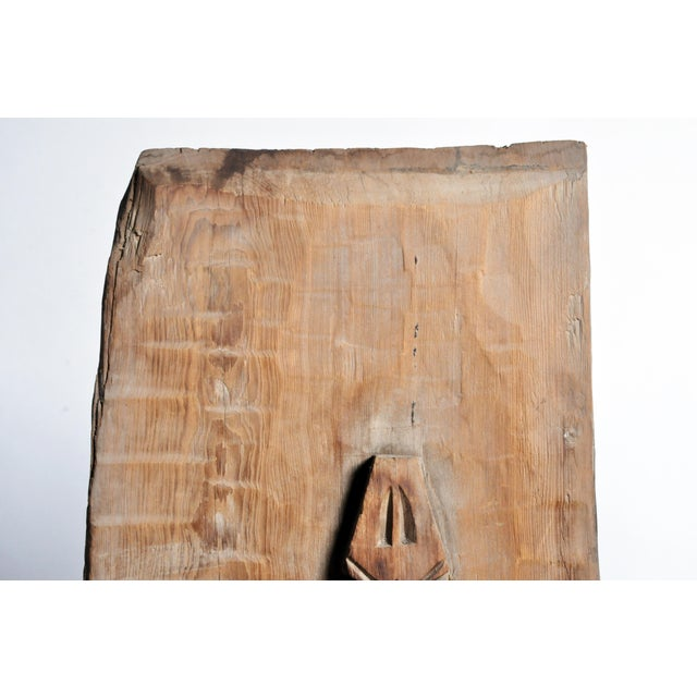 Carved Wooden Door Panel on Stands - Image 9 of 11