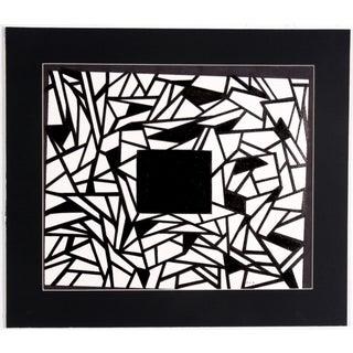 Geometric Crisscross by D. Schiller