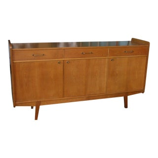 French Modern Sideboard by René-Jean Caillette