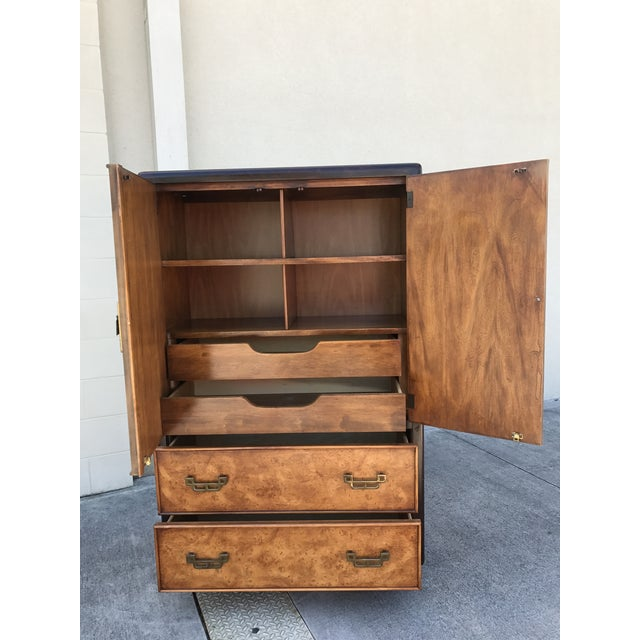Dixie Asian Inspired Armoire - Image 6 of 9