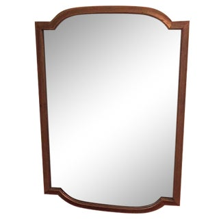 La Barge Gold Beveled Mirror