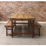 Image of Vintage Farmhouse Dining Set