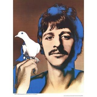1967 Richard Avedon Ringo Starr Poster