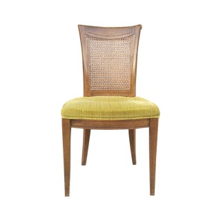 Hollywood Regency Cane Back Side Chair