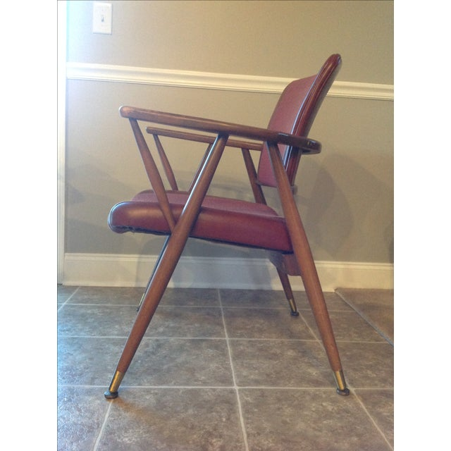 Image of Boling Chair Co. Office Chairs - A Pair