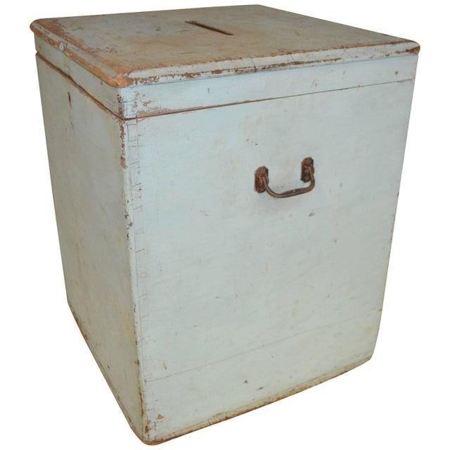 Ballot Box of Wood - Image 1 of 8