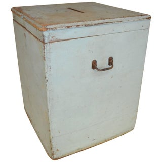 Ballot Box of Wood
