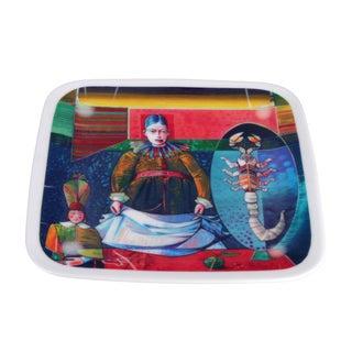 """L. Rincicotti Zodiac Art Plate """"Scorpio"""""""