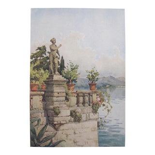 1905 Ella du Cane Print, Isola Bella, Lago Maggiore