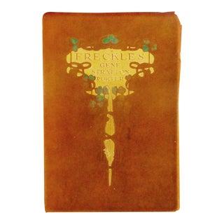 """Freckles""Vintage 1912 Book by Gene Stratton Porter"
