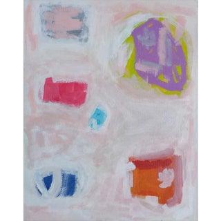 """Susie Kate Abstract """"Caroline"""" Original Painting"""
