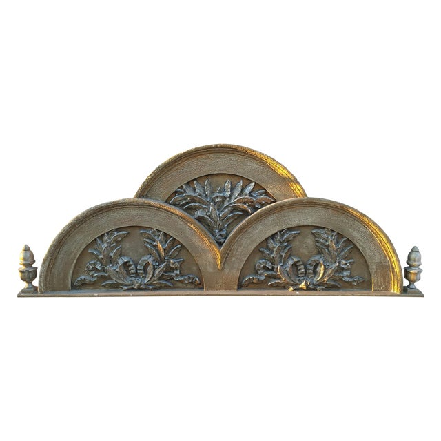 Image of Vintage King Size Headboard