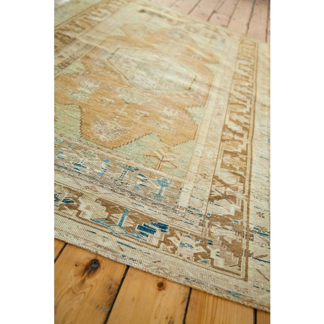 "Distressed Oushak Rug - 4' x 7'4"" - Image 4 of 6"