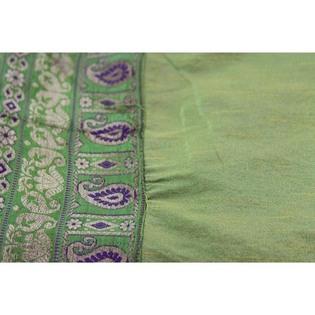 Jade Heritage Silk Runner - Image 2 of 4