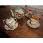 Image of Italian Mid-Century Tea and Coffee Set - 38 Pcs