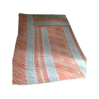 Vintage Indian Kantha Textile