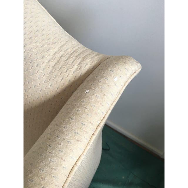 Image of Chippendale 18th Century Style Wing Chairs - Pair