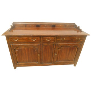 Authentic Antique John Widdicomb Sideboard Buffet