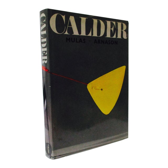 Calder Art Sculpture Mobile Book - Image 1 of 11