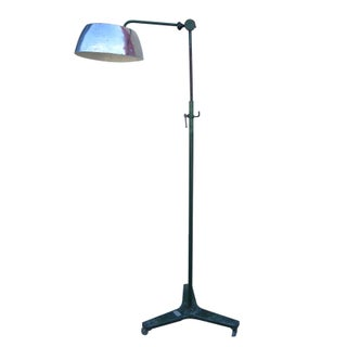 French Industrial Floor Lamp