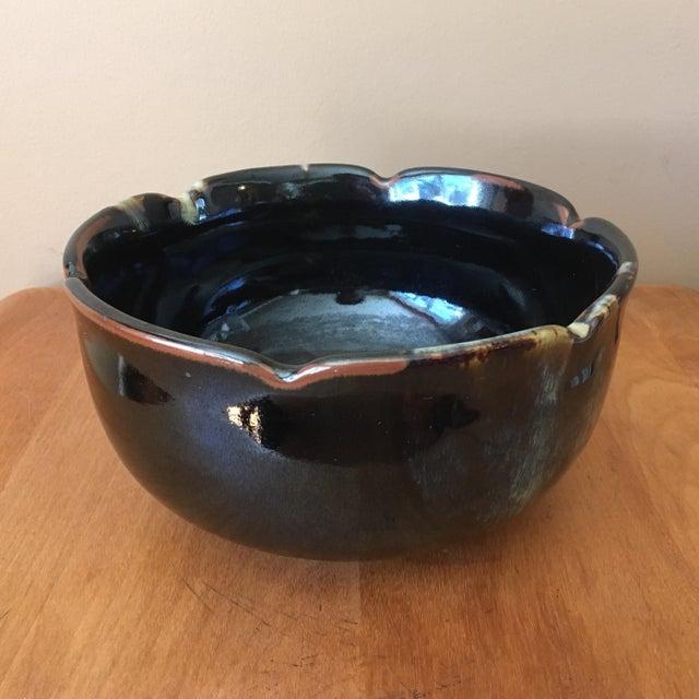 Vintage Ceramic Handmade Bowl - Image 6 of 11