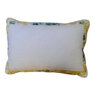Custom Pillow in Tilton Fenwick Fabric