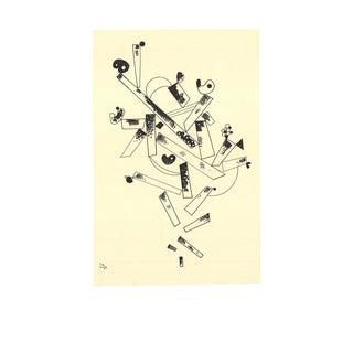 Wassily Kandinsky Centenaire Poster
