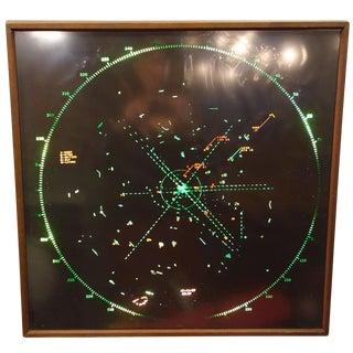 Aircraft Radar Screen Light Box