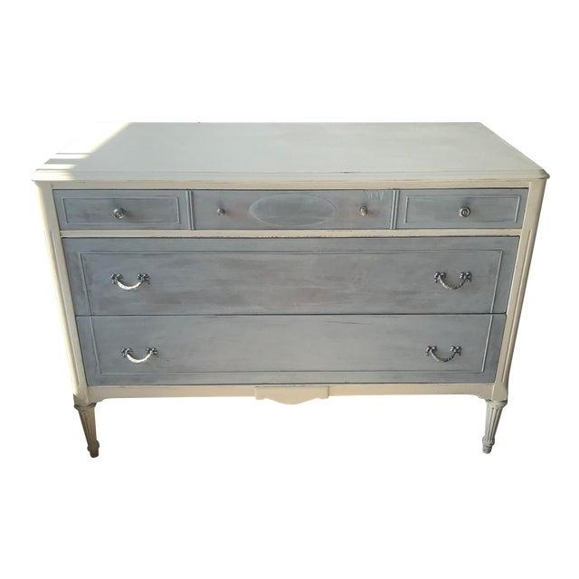 Vintage Shabby Chic Dresser - Image 1 of 8