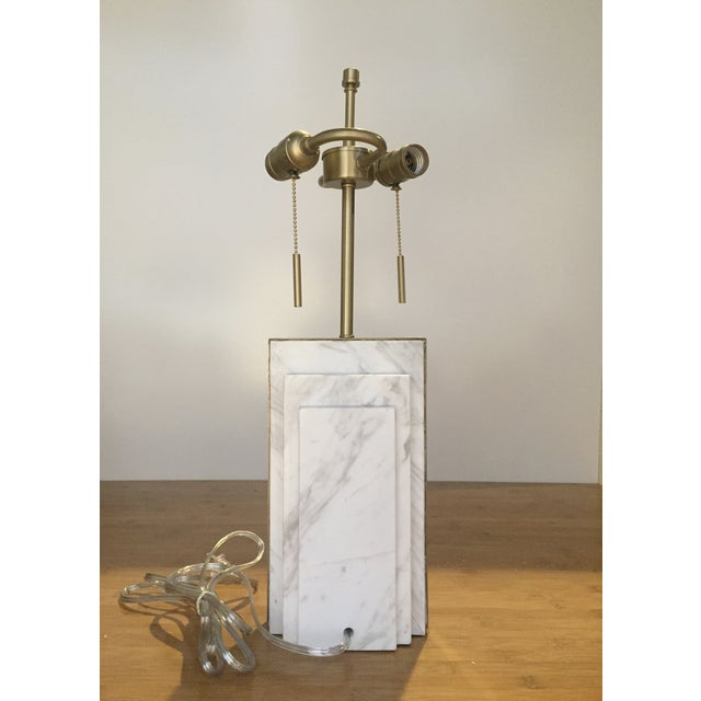 Image of West Elm Deco Table Lamp