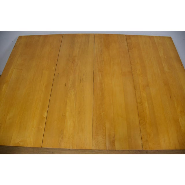 """Paul McCobb """"Predictor"""" Dining Table - Image 8 of 11"""
