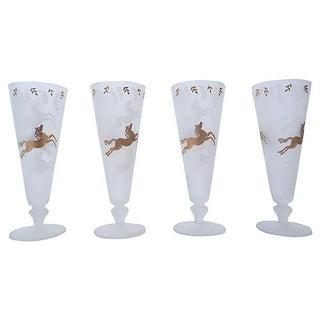 Tall Pilsener Glass - Set of 4