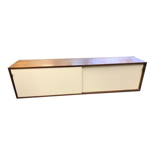 Florence Knoll Floating Lacquered Credenza